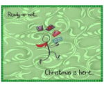 Packages of Cheer (green) F